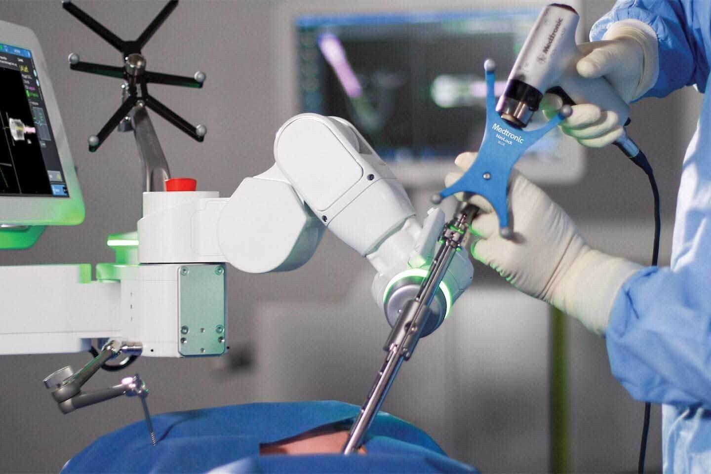 Spinal surgery equipment