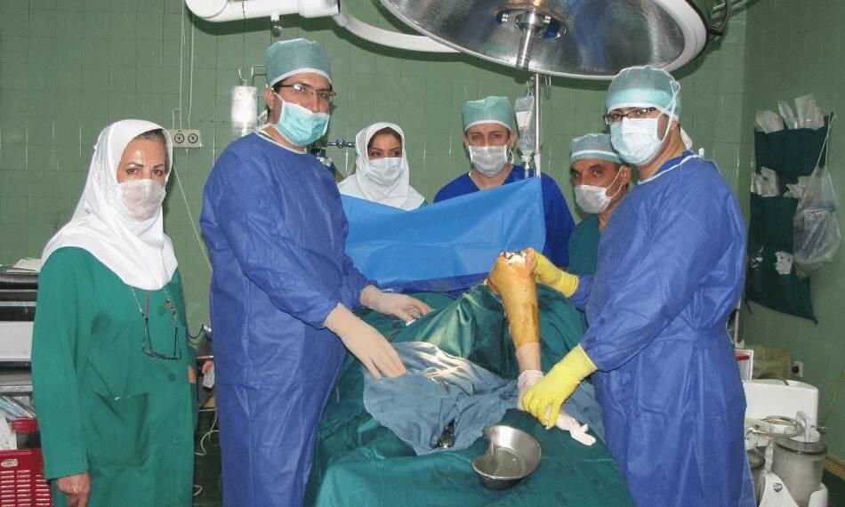 Рейтинг Ортопедических Имплантатов Ирана