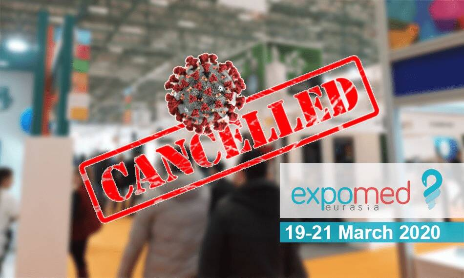 Expomed 2020 Cancelled Due to Corona